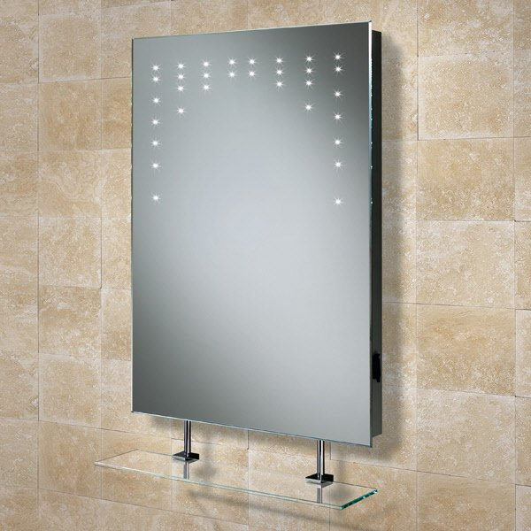 Rain mirror hib for Bathroom cabinets 40cm wide
