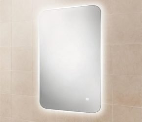 Ambience 50 Mirror On Tile