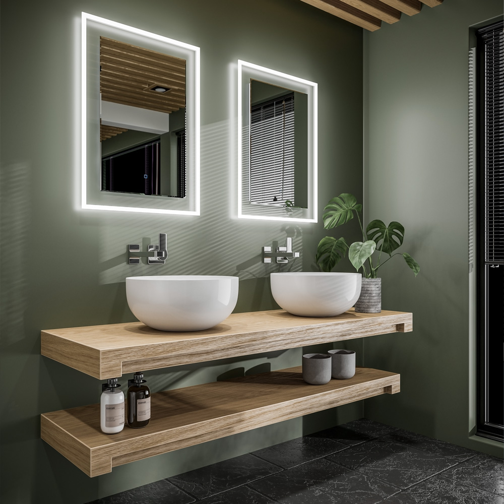 Hib quality bathroom products mirrors gumiabroncs Choice Image