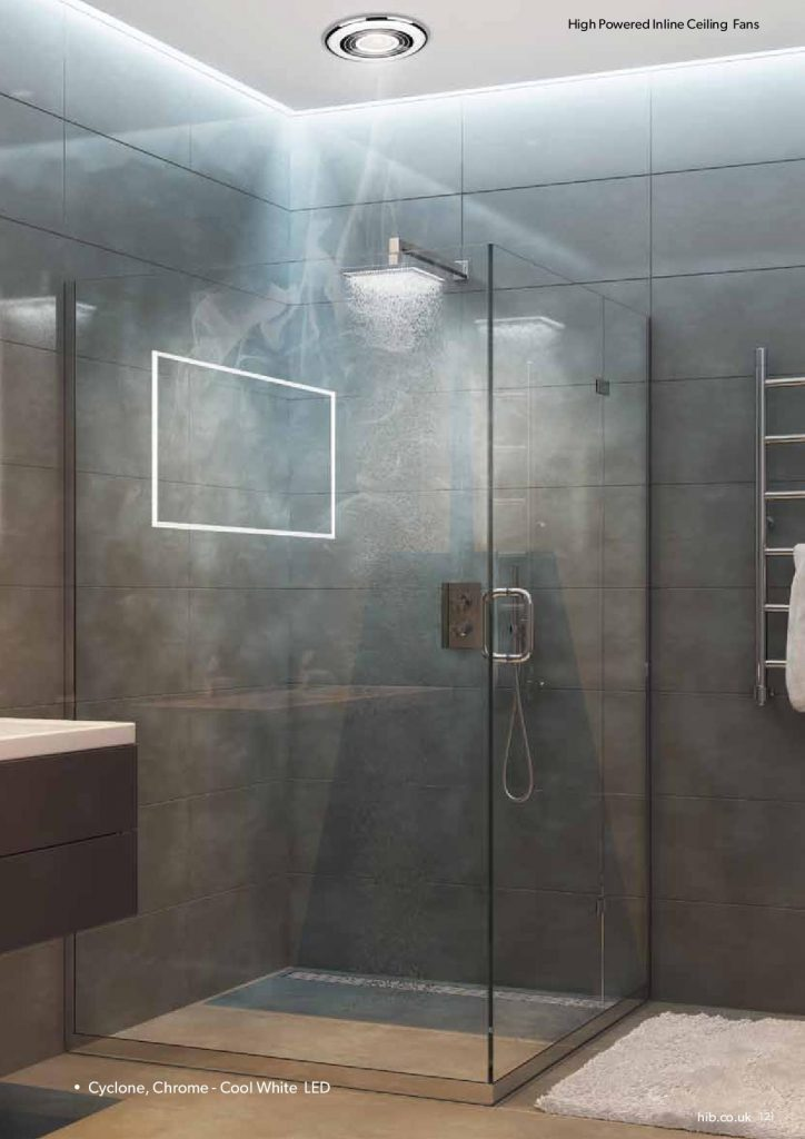 Best For… Wetroom Ventilation