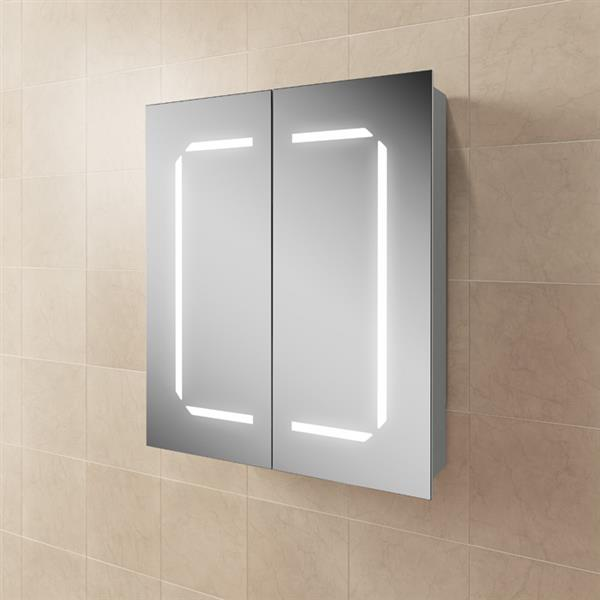 Zephyr 60 cabinet hib for Bathroom cabinets 70cm wide