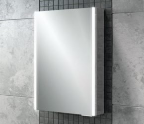 Xenon 50 LED illuminated cabinet