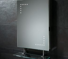 Celeste bathroom mirror
