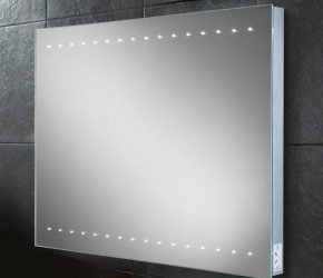 Epic LED dot illuminated mirror