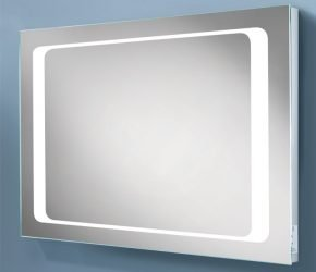 Axis LED back-lit Illuminated mirror