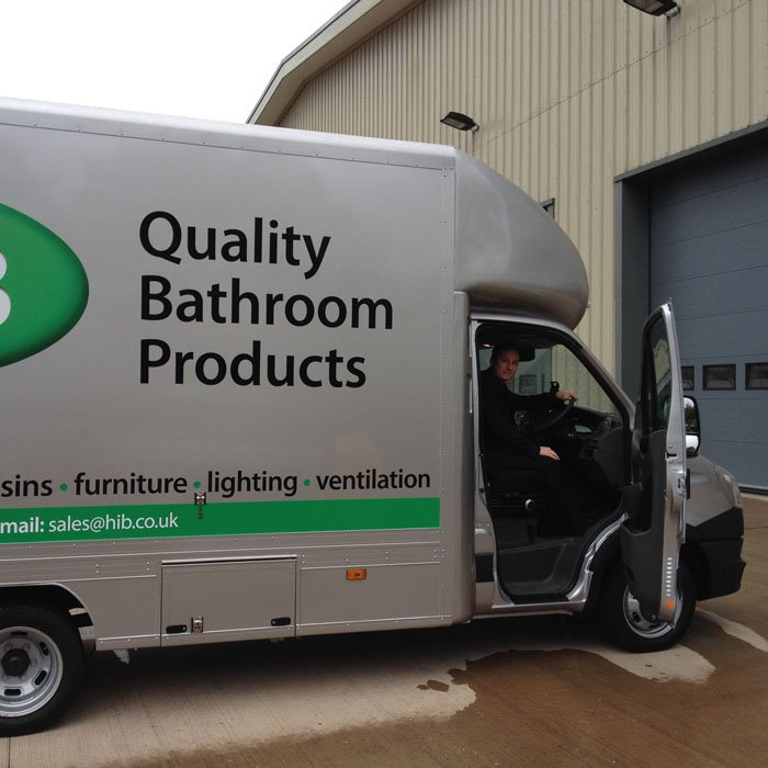 New HiB Show Van Hits the Road