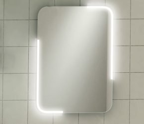 Orb 50 LED illuminated mirror