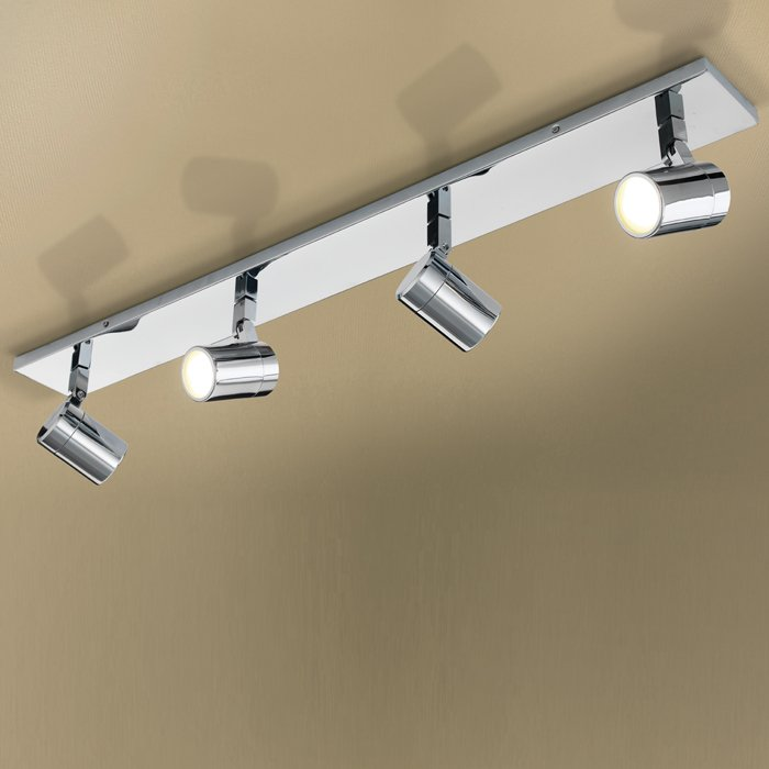 New LED Bathroom Lights from HiB | HiB