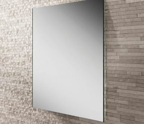 Triumph 60 bathroom mirror with mirrored sides