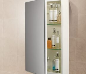 Tulsa bathroom cabinet