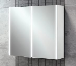 Xenon 80 LED illuminated cabinet
