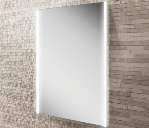 Zircon 60 LED illuminated mirror