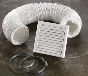 Fan Accessory Kit, White