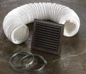 Fan Accessory Kit, Brown