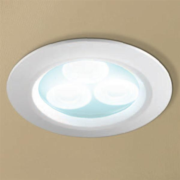 White LED Showerlight - Cool White