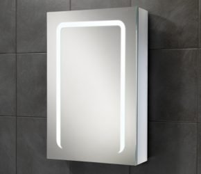 Stratus 50 LED illuminated cabinet