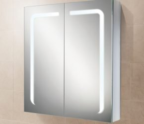 Stratus 60 LED illuminated cabinet