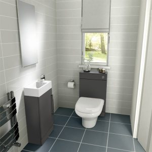 en suite cloakroom unit