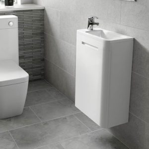 cloakroom washbasin furniture