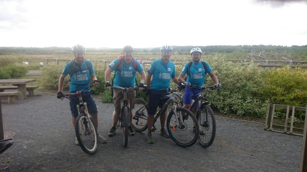 HiB Go Cycling for Charity