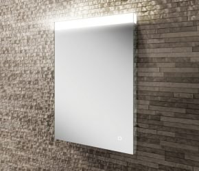 Alpine 50 LED Bathroom Mirror