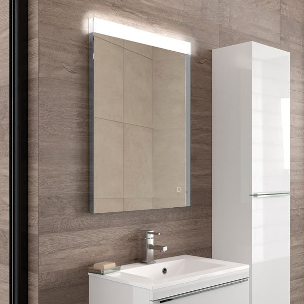 Model Bathroom Mirror Cabinet Bathroom Cabinet LED Mirror 100 Cm  EBay