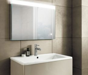 Alpine 80 LED Bathroom Mirror