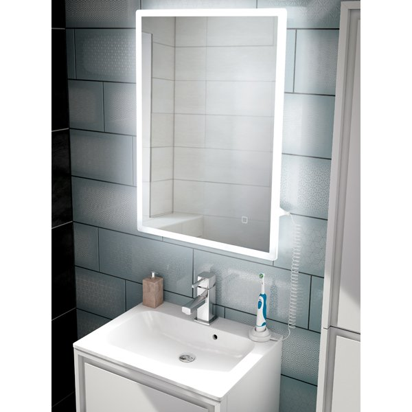 hib cabinets bathroom 50 mirror hib 16271