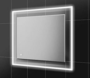 Element 60 LED illuminated mirror