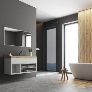 Essence 120 recessed bathroom cabine