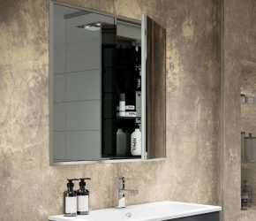 Essence 60 recessed bathroom cabinet