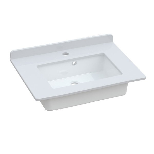 Kingsbury – Washbasin 60cm with Quartz worktop and upstand