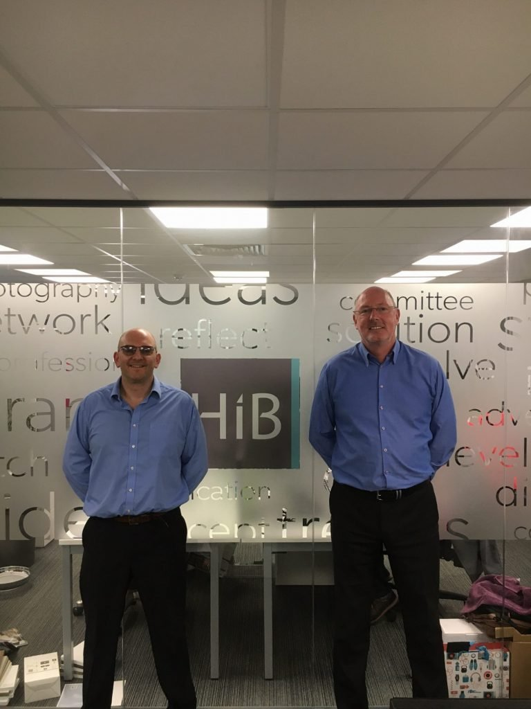 Double Anniversary Celebrated at HiB