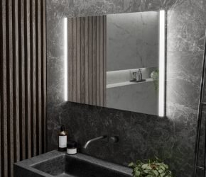 beam 80 LED illuminated Mirror