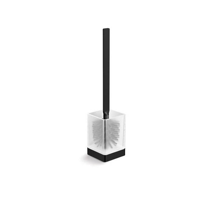 Atto Free Standing Toilet Brush and Holder