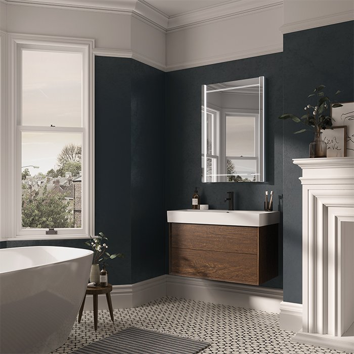 Where classical meets modern – the progressive approach to bathroom styling