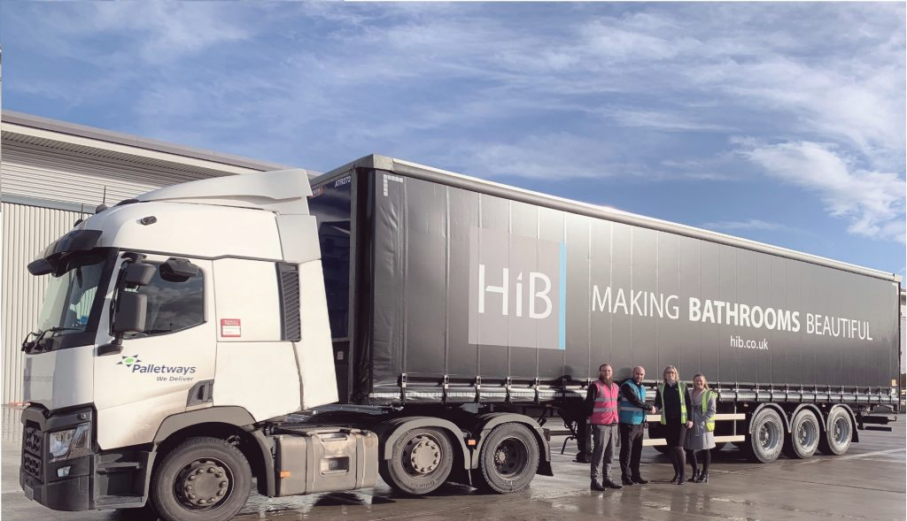 HiB's fleet go the extra mile to support retailers during 2020