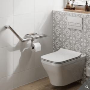 toilet safety grab bar