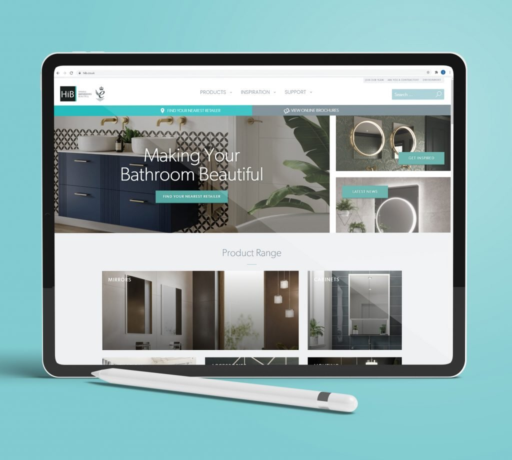 HiB launches new website with enhanced features and sleek new design
