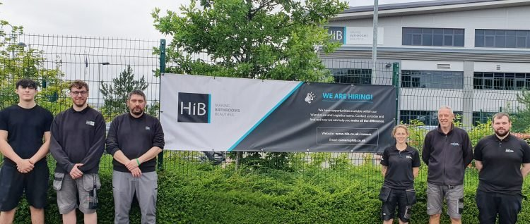 Further your career at HiB